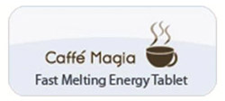 Caffe Magia - Fast Melting Energy Tablet